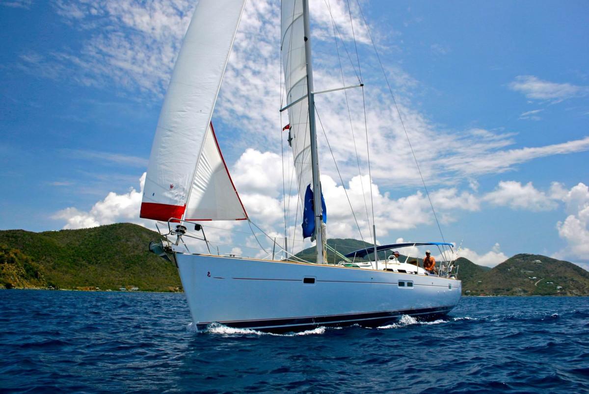 Backyard Sailing